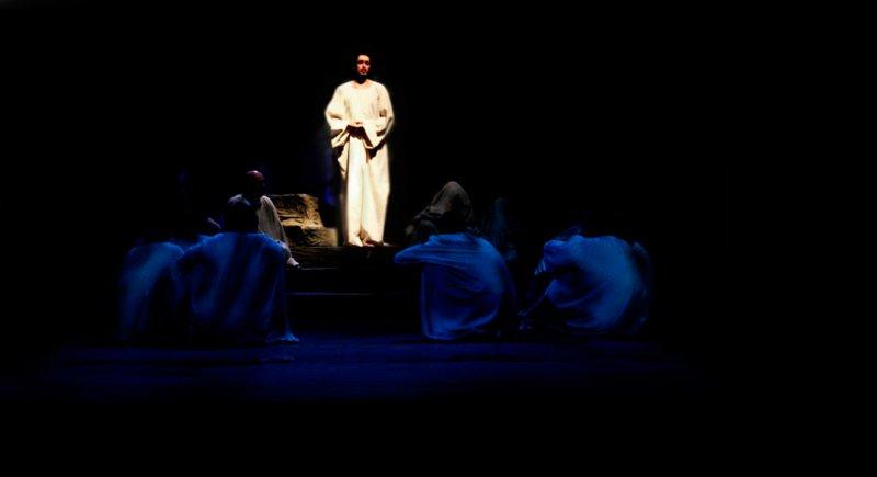 """25.05, 02.06, 03.0618:00В. Босович""""Ісус, син Бога живого"""""""
