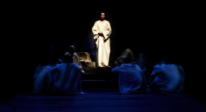 В.БосовичІсус, син Бога живого31 березня,18.00квитки онлайн